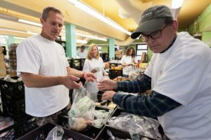 Making an Impact at the New York Common Pantry