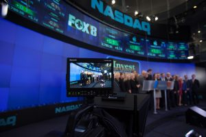 Nasdaq Closing Bell on Giving Tuesday