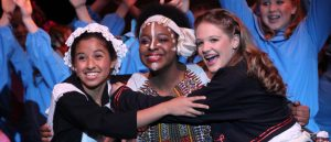 Tracye Caughell Invests in the Children's Musical Theatre