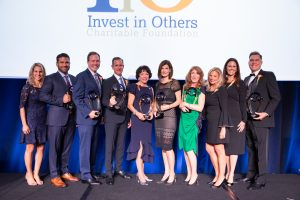 Financial Advisors and Firms Honored for Philanthropy at 12th Annual Invest in Others Awards