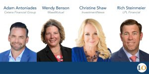 Four New Members Elected to Invest in Others Charitable Foundation Board