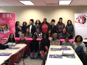 Girls Inspired and Ready to Lead, Inc: Grants for Change Winner